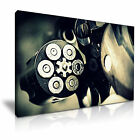 MILITARY 1 Canvas Framed Print Wall Art ~ More Size