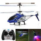 Syma S107G 3.5Ch Remote Control RC Helicopter LED Light Gyro Indoor Toys RTF