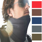 Winter Fleece Scarf Neck Warmer Face Mask Hat Skiing Cycling Hiking Hoc