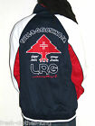LRG Lifted Research Group Jacket New Mens $98 Classic Full Zip Size Large