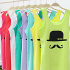 D164 Lady Vest Camisole Women's Tanks Top Sexy Neck Sleeveless Summer T-Shirt