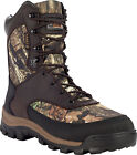 Rocky Core Waterproof Insulated Mossy Oak Camo Men Outdoor Hunting Boots 4755