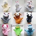 Amazing Lovely Plush Animal Hand Puppets Children Kids Glove Zoo Play Learn Toy
