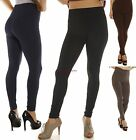 Macondostyles SML FULL Leggings ONE SIZE HIGH WAISTED Skinny Stretch Pant Tights