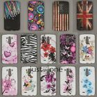 Chic Cute Pattern Durable Soft TPU Case Cover Back Skin Protector for LG G3 D855