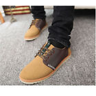 Mens Shoes Casual Breathable shoes Leather Mens Moccasins Loafers Driving Sued