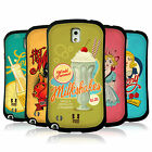 HEAD CASE DESIGNS VINTAGE ADS SERIES 1 TPU CASE FOR SAMSUNG GALAXY NOTE 3 N9000