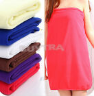 Comfy Style Absorbent Microfiber Beach Bath Towels Travel Gem Dry Towel NEW JRAU