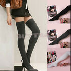 Women Long Sexy Chic Over The Knee Cotton Socks Thigh High Soft Cotton Stockings