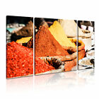 FOOD&DRINK Powders 3 3-B Canvas Framed Printed Wall Art ~ More Size