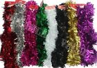2M 6.5FT LUXURY CHRISTMAS TREE DECORATION TINSEL GARLAND