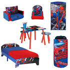 """Choose from: """"BRAND NEW"""" Spiderman bedroom furniture Spider-Man Bed Chair Sofa"""