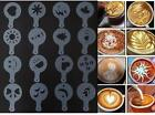 16 Different Design Pack Coffee Milk Cake Cupcake Stencil Template Mold   HOAU