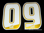 Football League Football Shirt Numbers 0-9 Championship League 1 2