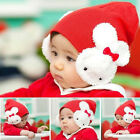 Hot Selling Kids Baby Winter Ear Flap Hat Beanie Cap Crochet Rabbit