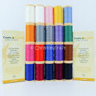 Coats 100%  Cotton Sewing Thread - 100m Reels -  1 Reel, 2 Reels or 5 Reels