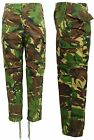 Kids Boys Game Camo Army Woodland Camouflage Cargo Trousers Pants