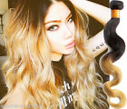 3 Bundles Body Wave Indian Ombre Hair Unprocessed Hair Extension Hair Wefts