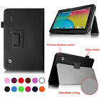 "Leather Stand Case Cover for Dragon Touch DT A1X/Dragon Touch A1 10.1"" Tablet"