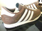 ORIGINAL MENS ADIDAS BECKENBAUER TRAINERS BROWN  LEATHER UK SIZE 11