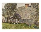 FREDERICK HASSAM Old Mulford House Easthampton CANVAS! various SIZES, BRAND NEW