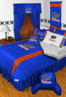Florida Gators Comforter Bedskirt & Sham Set Sidelines Twin Full Queen King