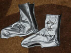 ADIDAS bike overshoes GB great britain SKY waterproof extra small team issue