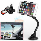 Car Windshield Suction Cup Holder Mount for iPhone 6S Samsung Galaxy S7/S7 Edge