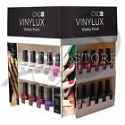 NAIL VARNISH CND VINYLUX WEEKLY 7 DAY POLISH ALL COLOURS AVAILABLE