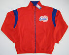 NBA Exclusive Collection Los Angeles Clippers On Court Full Zip Track Jacket on eBay