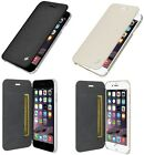 "Amzer Flip Case Folio Cover Card Holder Wallet For Apple iPhone 6 Plus 5.5"" Inch"
