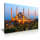 CITYSCAPE Europe Turkey 3 1L Canvas Framed Printed Wall Art ~ More Size