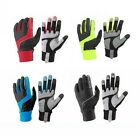 Hot! Cycling Bike Bicycle Sports GEL Pad Shockproof  Full Finger Gloves 4-Color