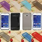 S Line/Matte Soft TPU Gel Silicone Case Cover For Samsung Galaxy Core 2 II G355H