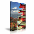 CITYSCAPE Asia Japan 7 1P Canvas Framed Printed Wall Art ~ More Size