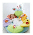 Fashion Lovely Baby Inflatable Seat Baby Flower Play Mat Baby Game Pad Mat JRAU