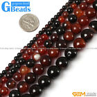 "Round Dream Lace Agate Loose Beads Gemstone Strands 15"" 4-18mm for Crafts Making"