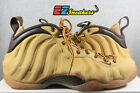 NIKE AIR FOAMPOSITE ONE PRM WHEAT TIMBERLAND BROWN 575420 700 NEW SIZE 8