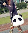 Fashion Type Fille Sac a Dos des Panda Girls PU Leather Handbag Shoulder Bag MW