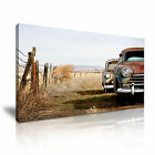 Transport Vehicle 3 1-21 Canvas Framed Printed Wall Art ~ More Size