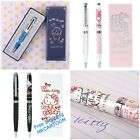NEW SANRIO KITTY MELODY MINA BALLPEN WITH SWAROVSKI CRYSTAL & GIFT BOX 5305