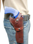 NEW Barsony Burgundy Leather Western Style Gun Holster for Taurus 6* Revolvers