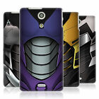 HEAD CASE ARMOUR COLLECTION 2 GEL BACK CASE COVER FOR SONY XPERIA ZR