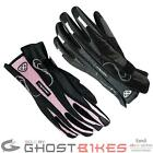 IXON RS GLOSS LADY MOTORCYCLE SUMMER LADIES LEATHER TEXTILE VENTED WOMENS GLOVES