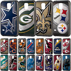 Official NFL Rugged Armor Cover for Samsung Galaxy S 5 S5 Protective Fan Case