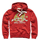 GENUINE Triumph Motorcycle Bonneville Tiger Club 64 Red Hoodie 60% OFF RRP $38.98 USD on eBay