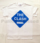 Clash - From Here To Eternity - white t-shirt - Official Merch