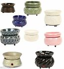 Made of High Quality Ceramic Electric Scented Wax Tart Oil Candle Warmer Burner