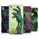 HEAD CASE DESIGNS ZOMBIES CASE COVER FOR SONY XPERIA Z3
