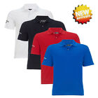 New 2015 Callaway Golf Mens Opti-Dri Classic Plain Mens Golf Polo Shirt